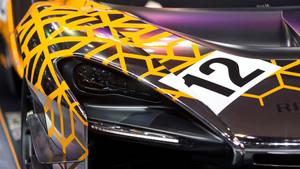 Nuevo McLaren Senna GTR Concept
