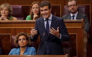 Rivera exigeix sense èxit a Sánchez que publiqui la seva tesi doctoral