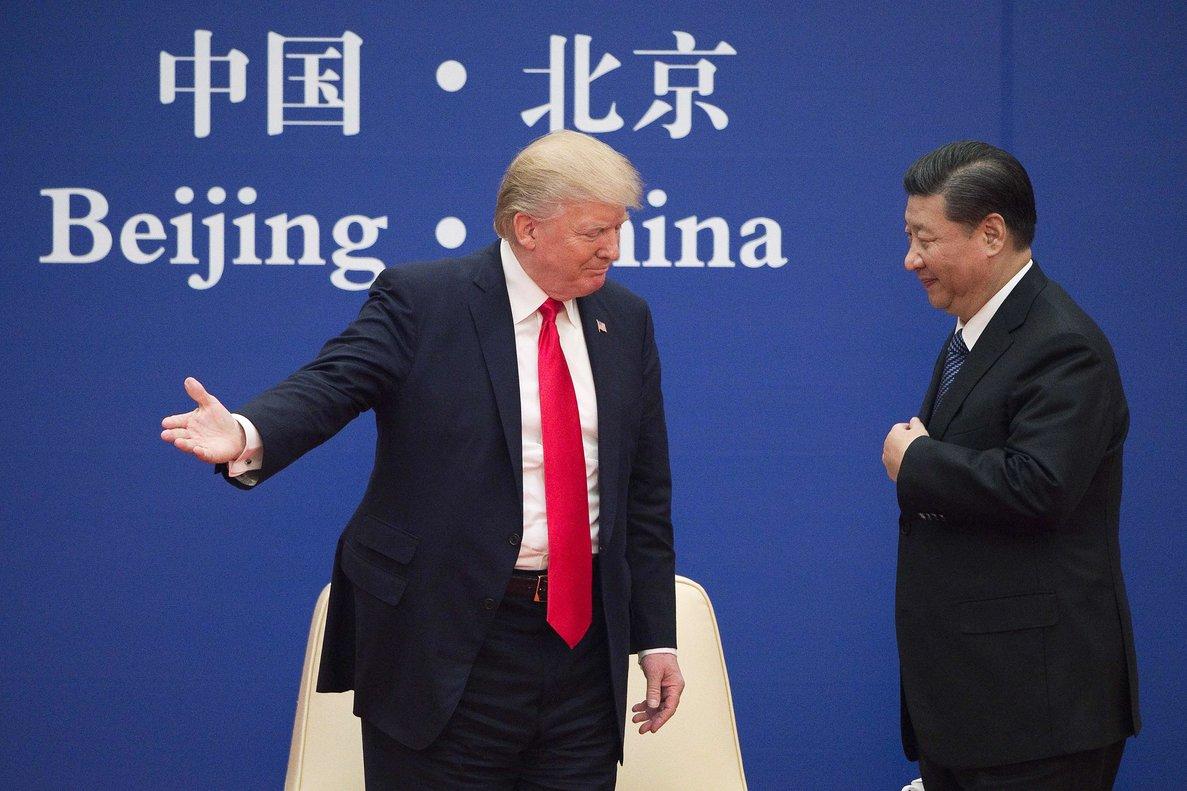 La guerra comercial lleva el crecimiento chino a mínimos históricos