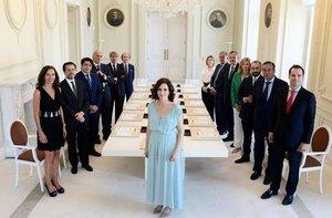 """Lasquetty reclama un finançament que no recolzi els que """"volen destruir Espanya"""""""