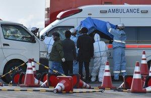 Els Estats Units repatriaran els seus ciutadans del creuer en quarantena al Japó