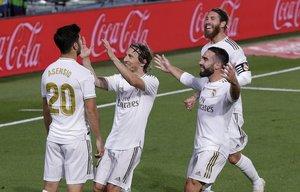 Reial Madrid - València, en directe 'online'