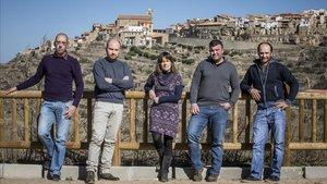 Castellfort, el poble on tots són candidats a primàries