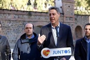 Xavier GarcíaAlbiol propone a PSC y Cs tres puntos comunes para las elecciones del 21 de diciembre.
