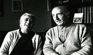Anna Murià y Agustí Bartra