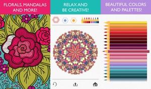La aplicación Colorfy.