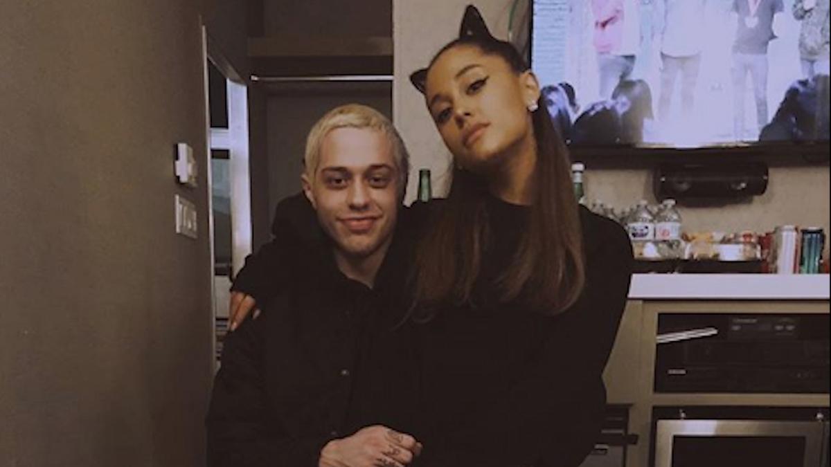 Ariana Grande y Pete Davidson han roto su relación sentimental