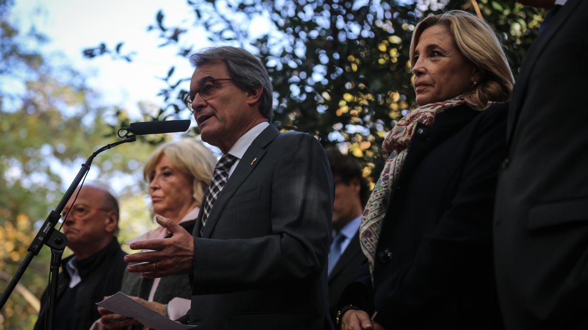 Declaraciones de Artur Mas, tras ser condenado: Es un tribunal de ajuste de cuentas.