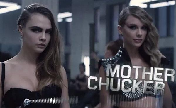 El nuevo videoclip de Taylor Swift titulado Bad blood.