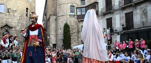 El Barri Gòtic celebra les Festes de Sant Roc amb quatre dies d'activitats