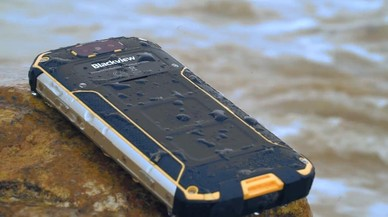 La compañía Blackview anuncia el 'smartphone' rugerizado BV9500 Pro por unos 320 euros