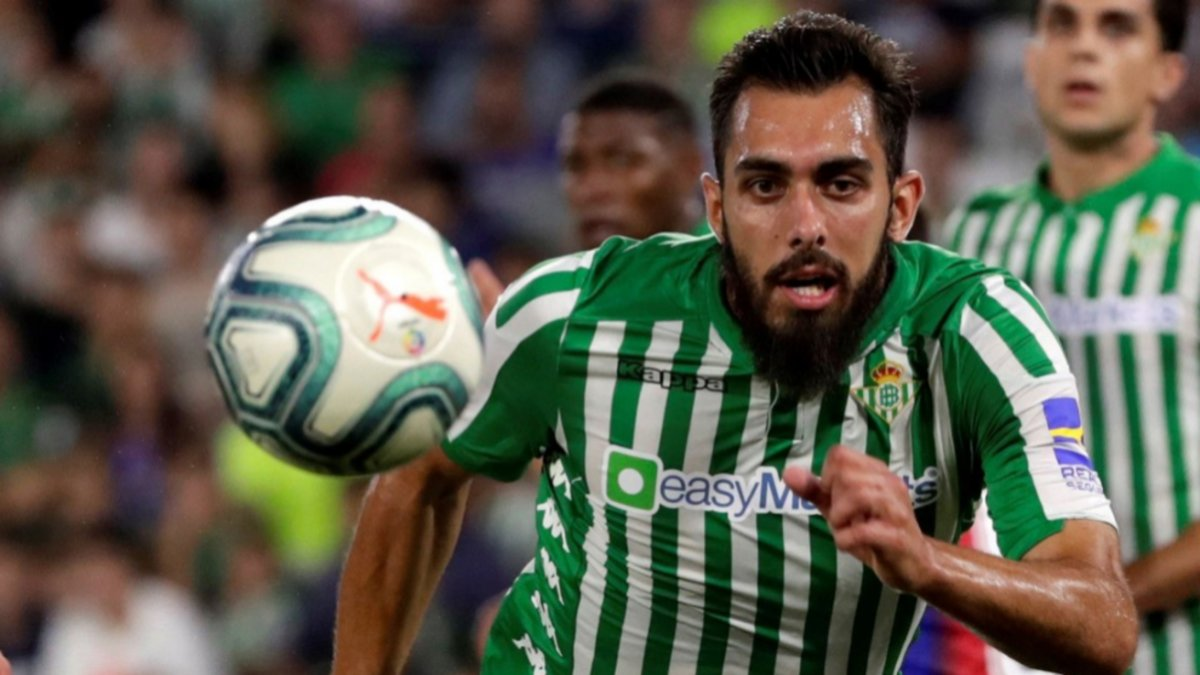 Borja Iglesias: «Si marc a Cornellà no ho celebraré ni demanaré perdó»