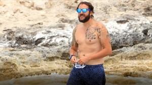 Borja Thyssen ya se encuentra de vacaciones en Eivissa.