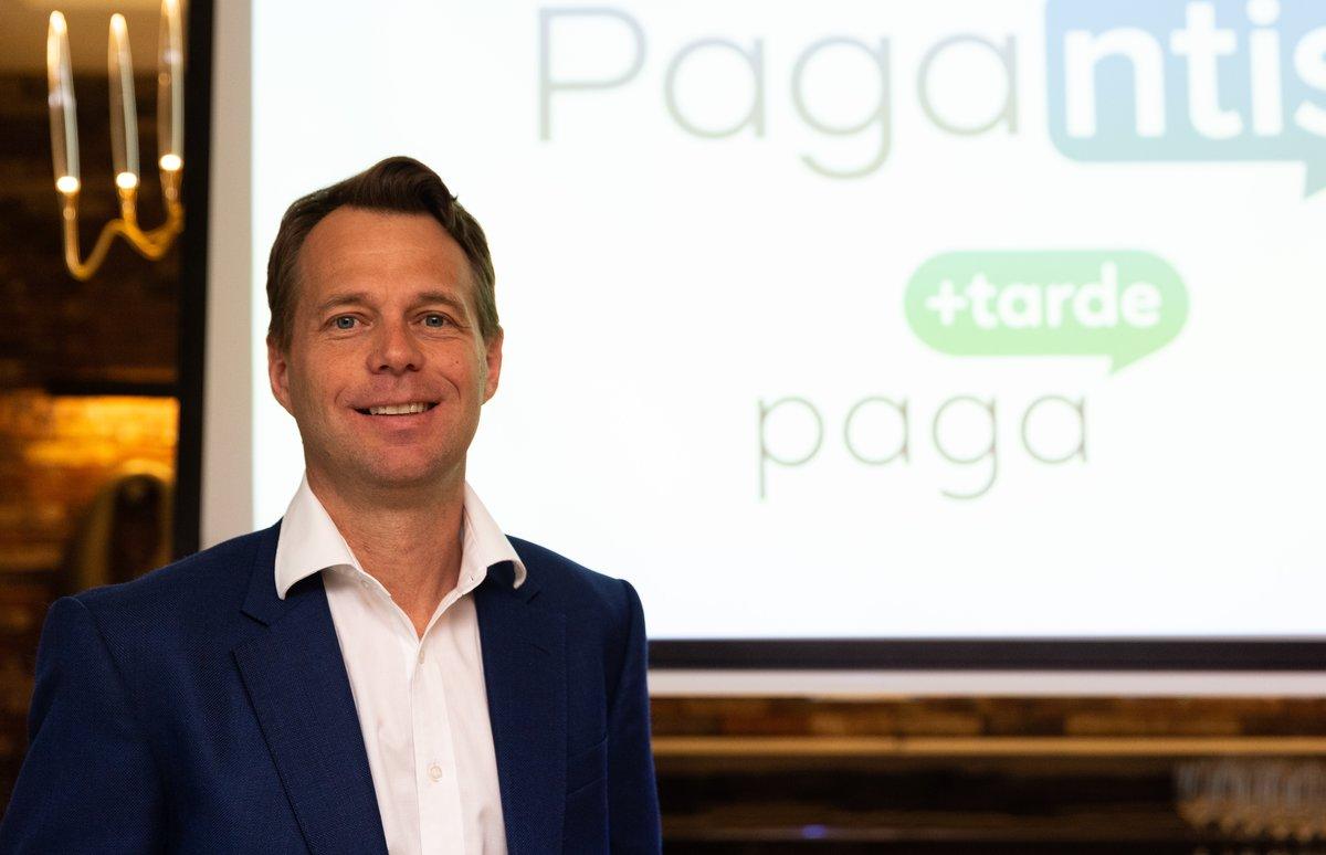 Rolf Cederström, CEO y fundador de Pagantis
