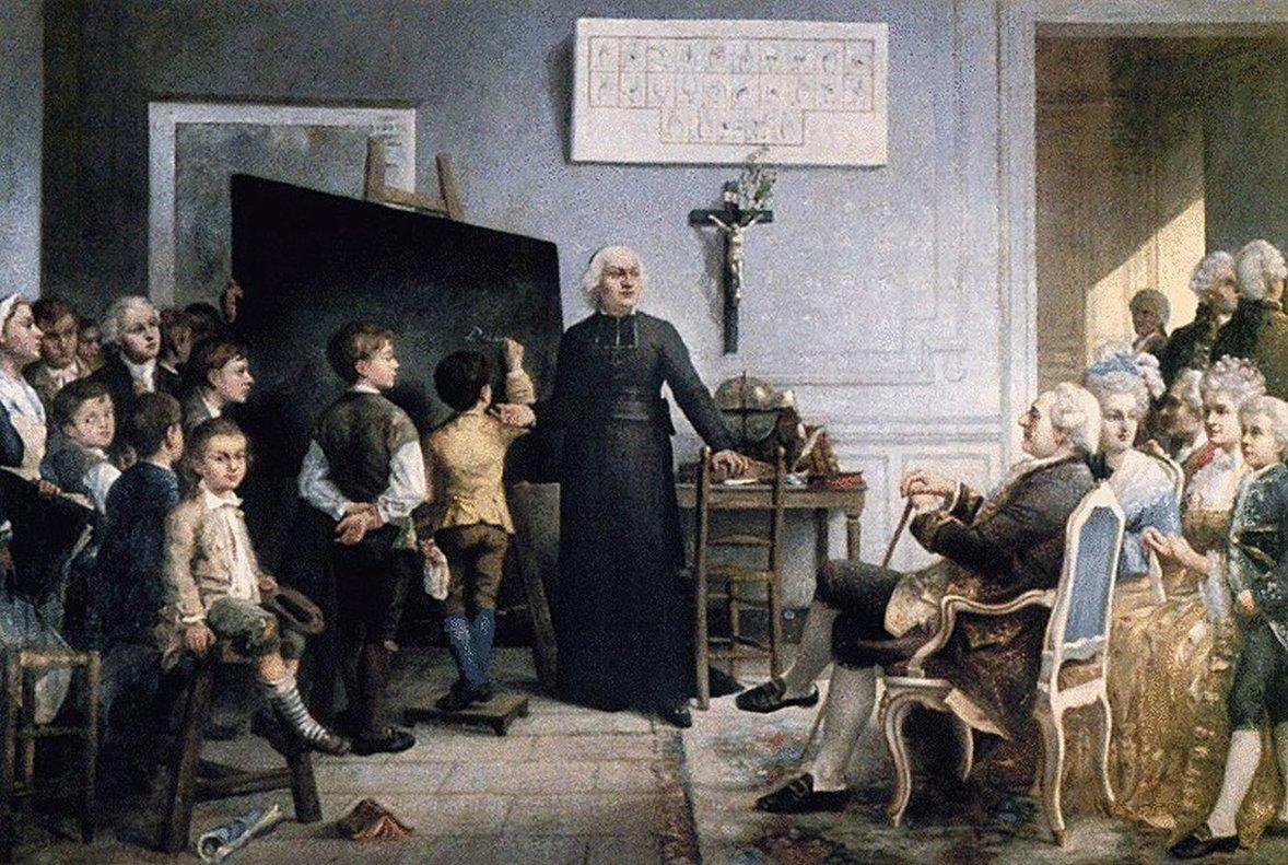 Charles Michel de l'Épée, el pare dels sords