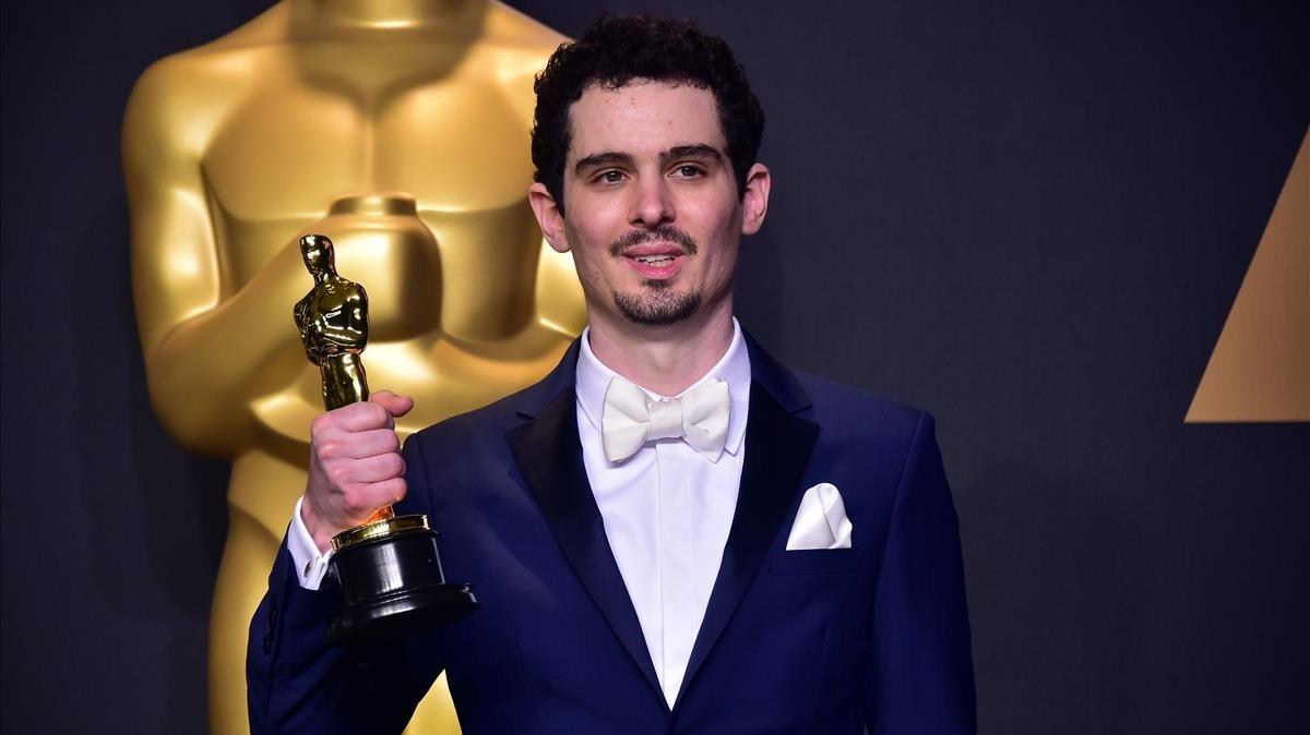 Damien Chazelle, el director de 'LaLaLand' debutará en televisión de la mano de Netflix.