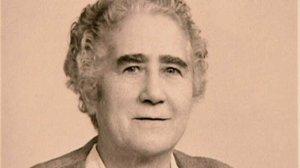 Clara Campoamor, en una imagen de archivo.