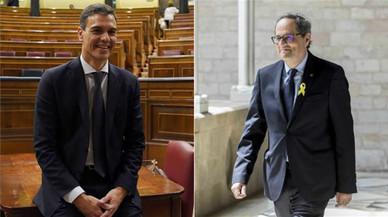 El Gobierno y la Generalitat avanzan en el diálogo pese a la desconfianza mutua