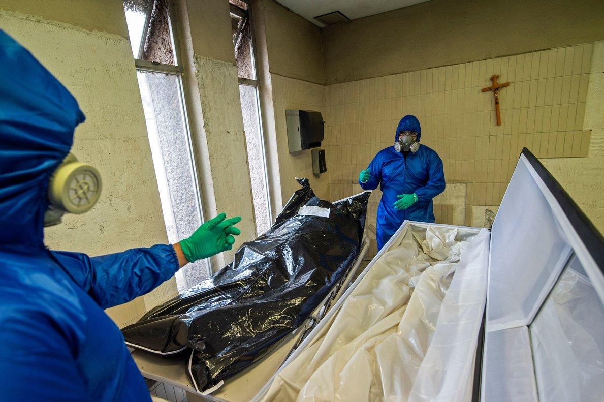 Más de 73mil personas han muerto en México a causa del Covid-19.