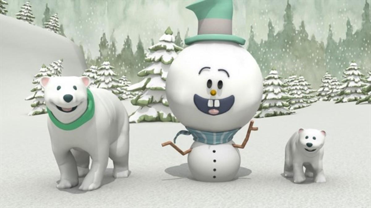 El nuevo espectáculo navideño de Cortylandia en Madrid: 'Cuento de invierno'