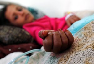 Según UNICEF, incluso antes de la pandemia de COVID-19, 47 millones de niños ya sufrieron emaciación en 2019.