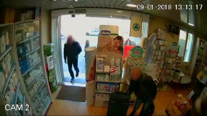 Detienen a tres ladrones que robaban a ancianosen Caldes de Montbui y Martorell.