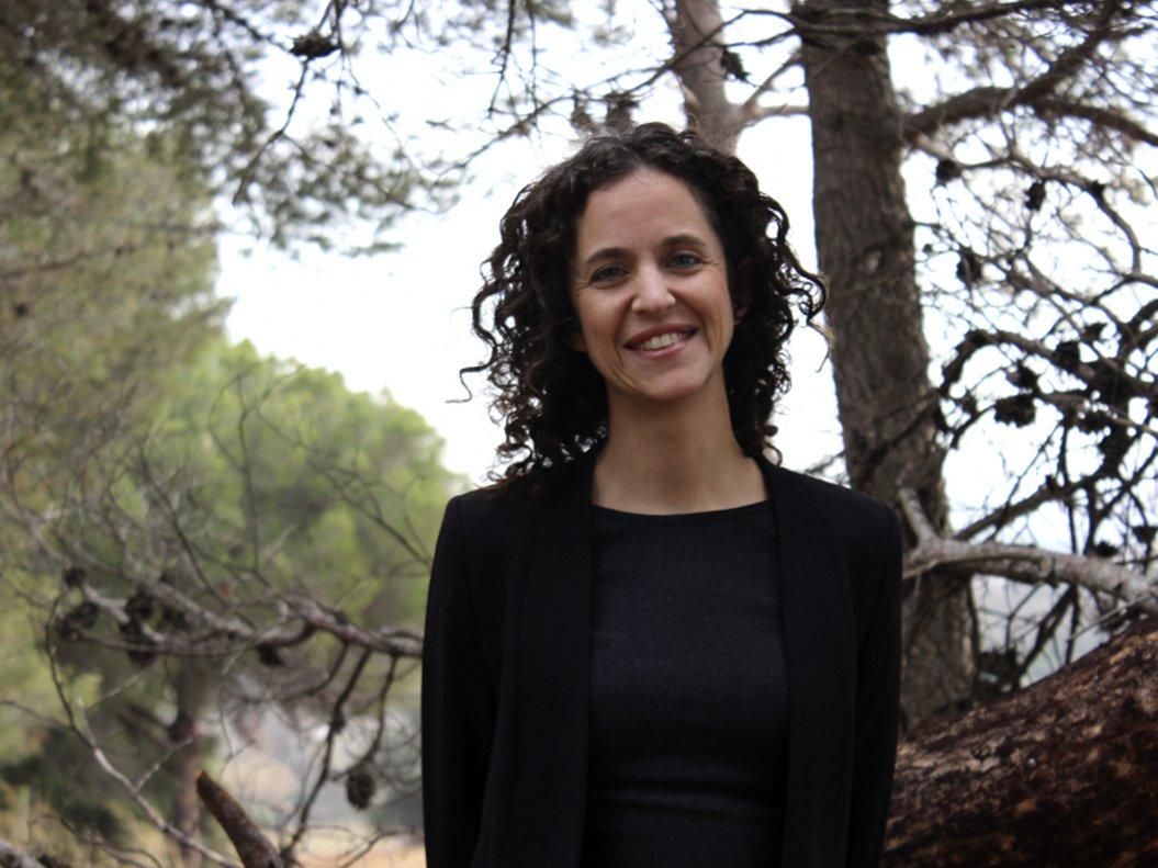 María Fernández, presidenta de la Coordinadora Estatal de Comercio Justo.