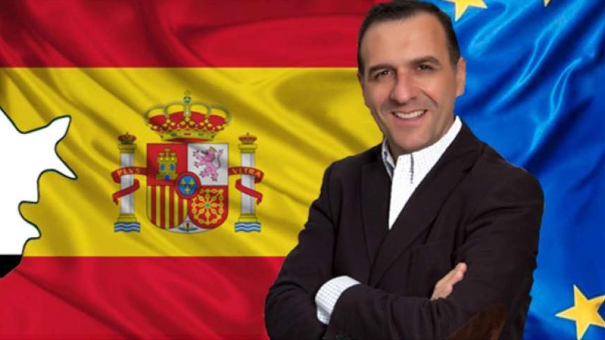 El diputado del PP en la Asamblea de Extremadura Juan Antonio Morales.