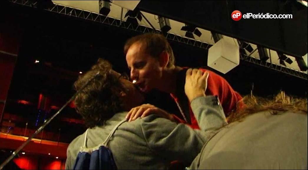 Els Pets, en el concierto de los 35 años de EL PERIÓDICO en la Sala Barts.