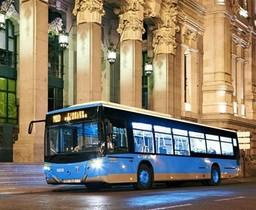 Autobús de la EMT madrileña.