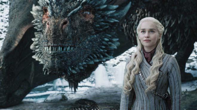 El episodio final de Juego de Tronos rompe récord de audiencia en HBO.