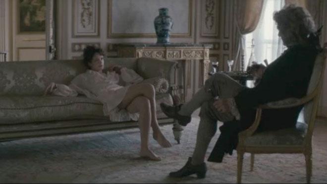 Estrenos de la semana. Tráiler de 'Casanova, su último amor'.
