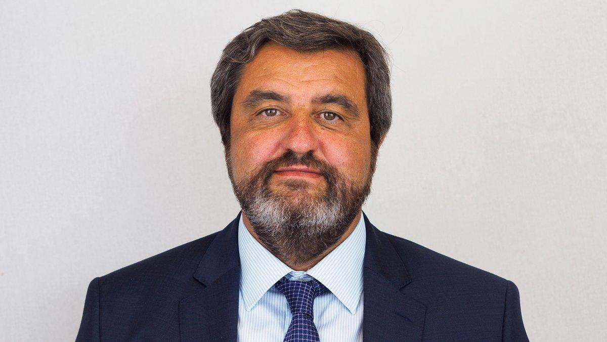 Francisco Javier Roig Almirall, CEO de Almirall.