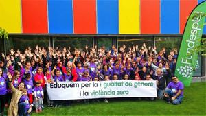 Fundesplai dedica las colonias de verano a educar en la igualdad de género.