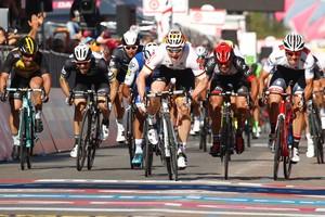 'El Goril·la' ja és l'home més ràpid del Giro
