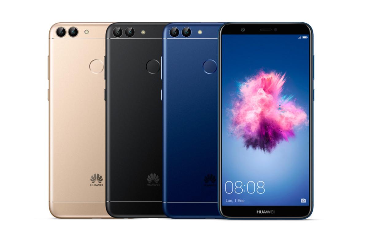 Huawei Lanza Su Dispositivo P Smart  La Actualizaci U00f3n Del