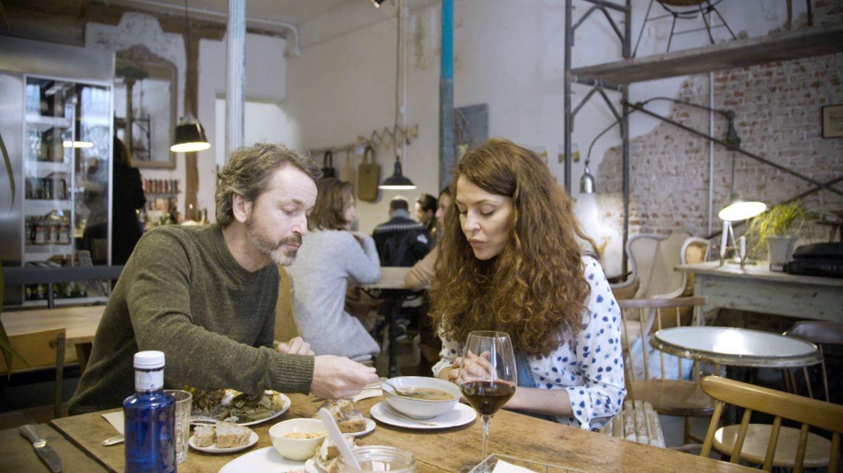 Patricia Pérez y Luis Canut, protagonistas de Los Hygge en La Sexta.