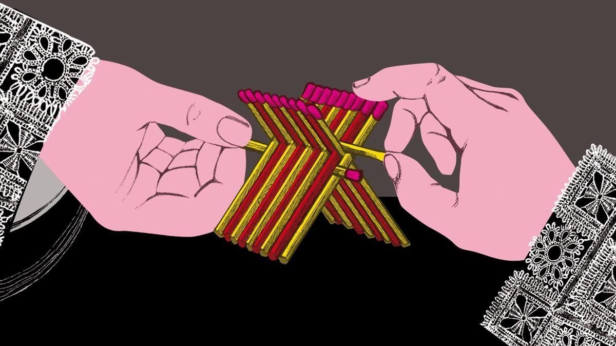 Puigdemont y sus irreductibles