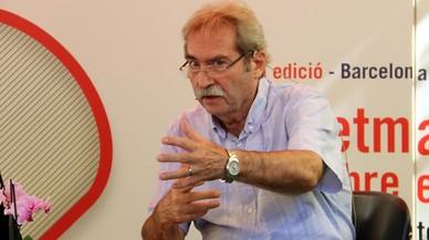 """Jaume Cabré: """"A medida que te haces mayor todo es más lento"""""""