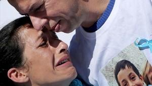 """La mare de Gabriel, sobre la sospitosa Ana Julia: """"Tenia l'esperança d'estovar-la i que s'ensorrés"""""""
