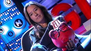 Jenny Suk, concursante de 'El gran dictat', de TV-3.