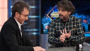 """Vox acusa a Atresmedia de """"silenciar"""" unas palabras de Jordi Évole sobre Abascal en 'El hormiguero'"""