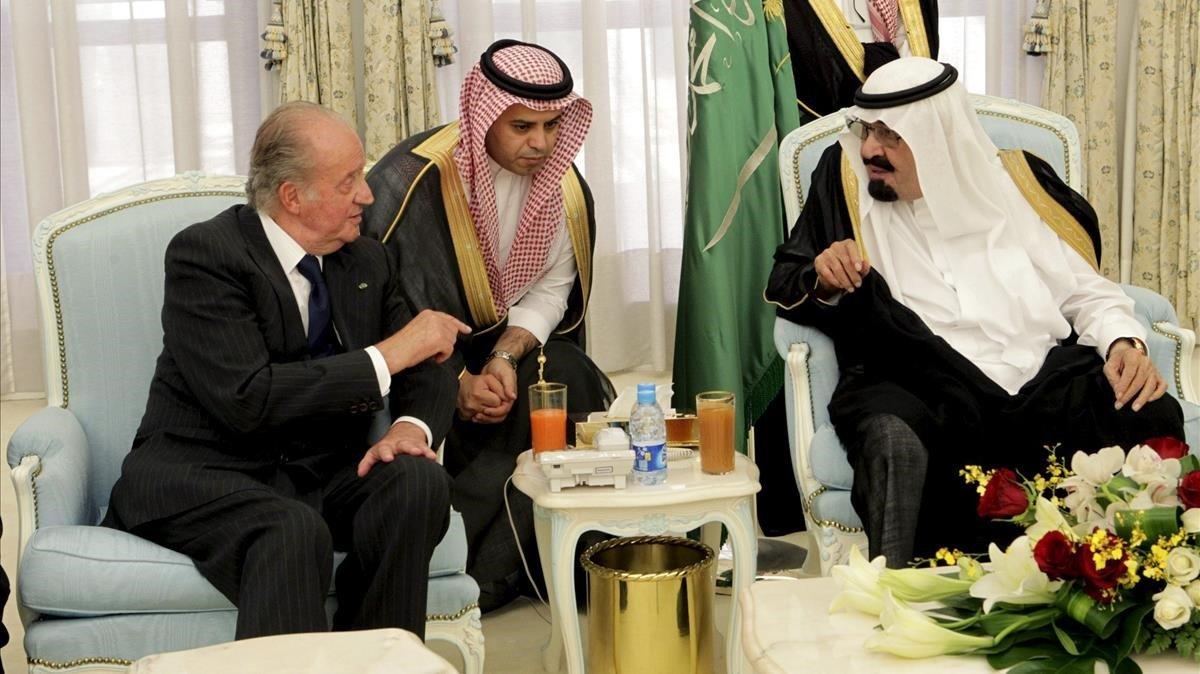 """Resultat d'imatges per a """"rei i arabia saudi"""""""