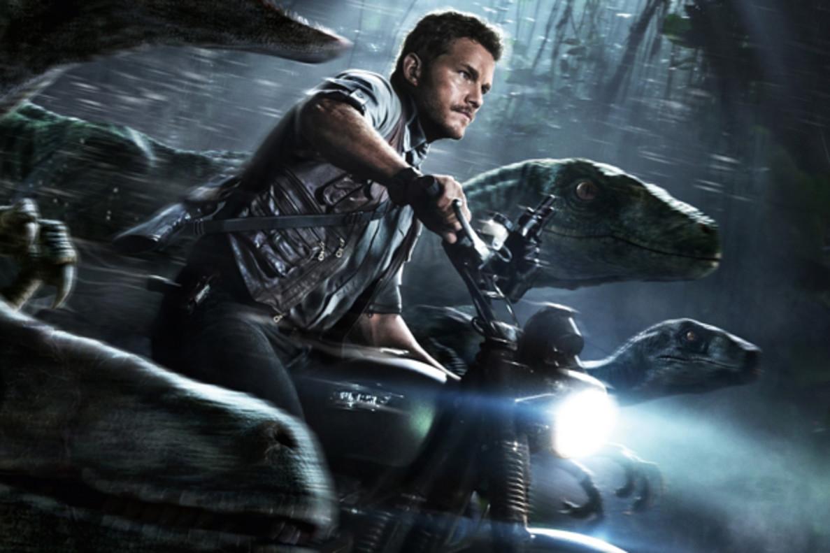 Imagen de la película Jurassic world 2: el reino caído.