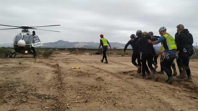 Las lluvias registradas en la Vega Baja las más catastróficas en 140 años.