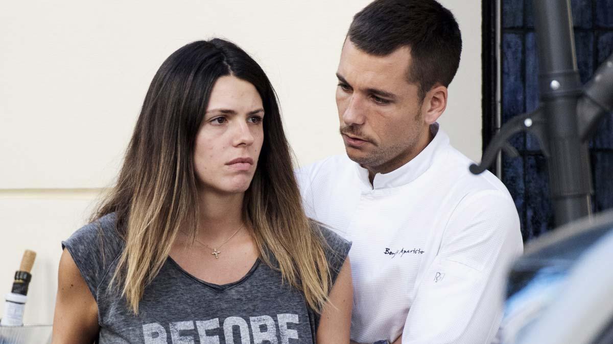 Laura Matamoros y Benji Aparicio se separan.