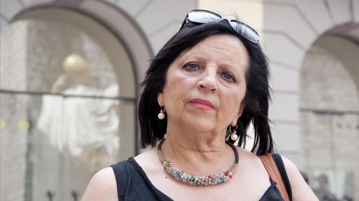 Mor la filla de Pilar Abel, la vident que deia ser la filla de Salvador Dalí