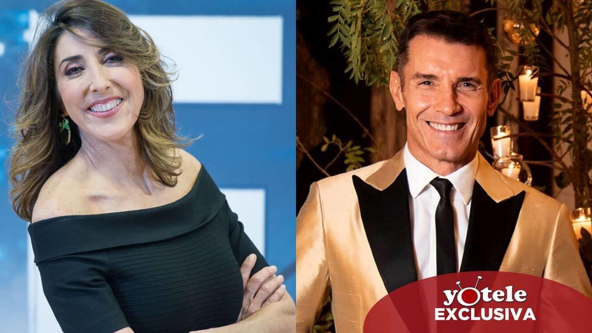 Paz Padilla presentará las Campanadas en Mediaset junto a Jesús Vázquez