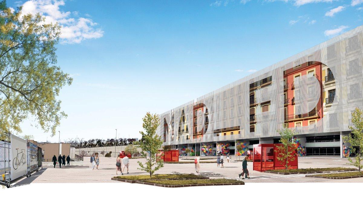 Madrid FashionDistrict (MAD-FD), el nuevo concepto de centro comercial de El Corte Inglés.