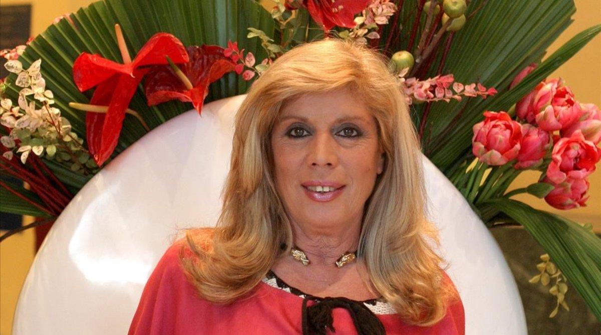 Foto de archivo de María Jiménez.